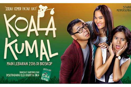 "lifestyle-people.com - Daftar 5 Film Komedi Terbaik ""Koala Kumal"""