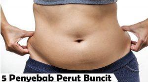 lifestyle-people.com - penyebab perut buncit yang dialami oleh sebagian wanita