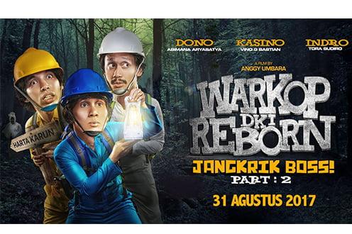 "lifestyle-people.com - Daftar 5 Film Komedi Terbaik ""Warkop DKI Reborn"""