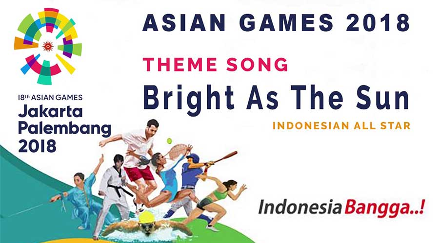 peserta Asian Games 2018