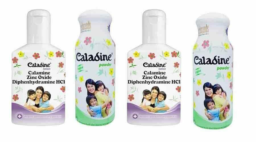 Menghilangkan jerawat dengan caladine